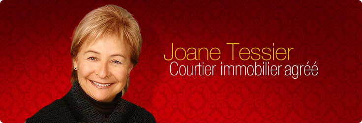 Joane Tessier | Courtier immobilier agr�� | Tessimmo